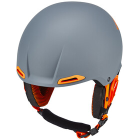 UVEX JAKK+ Helmet grey/orange